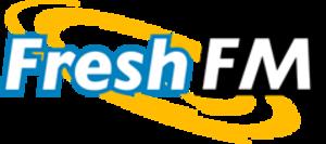 Fresh FM (Netherlands) - Image: Fresh FM logo