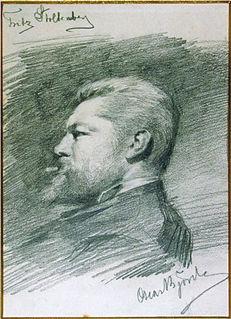 Fritz Stoltenberg German painter