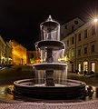 Fuente de la Plaza Nueva%2C Liubliana%2C Eslovenia%2C 2017-04-14%2C DD 44-46 HDR