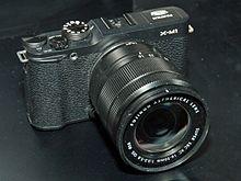 Fujifilm X-M1 2014 CP+.jpg