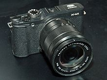 Fujifilm X-M1 - Wikipedia