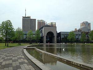 Fukuoka City Museum - Image: Fukuoka City Museum 2