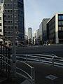 Fukuromachi-dori Street from Fushimi-Fukuromachi Crossroads (west).jpg
