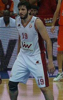 Furkan Aldemir Turkish professional basketball player