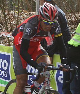 Li Fuyu road bicycle racer