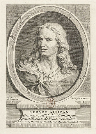 Gérard Audran - Gérard Audran