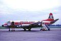 G-ATDR V.739A Viscount British Eagle LPL 12SEP65 (5659518596).jpg