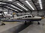 G-BBXW Piper Cherokee Warrior 28-151 (Bristol Aero Club) (31816094307).jpg