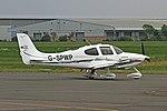 G-SPWP Cirrus SR22 CVT 11-05-17 (34612451893).jpg