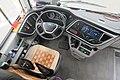 GD FS 佛山市 Foshan 宇通客車 Zhengzhou Yutong coach bus March 2019 IX2 driver seat panel 01.jpg