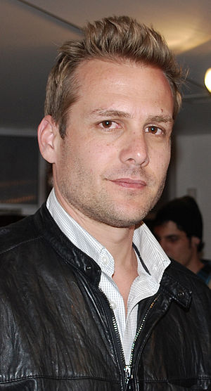 English: Gabriel Macht in March 2009.