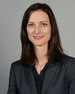 Mariya Gabriel Bulgarian politician