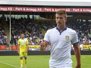 Gaetano Berardi - Berardi playing for Leeds United in 2015