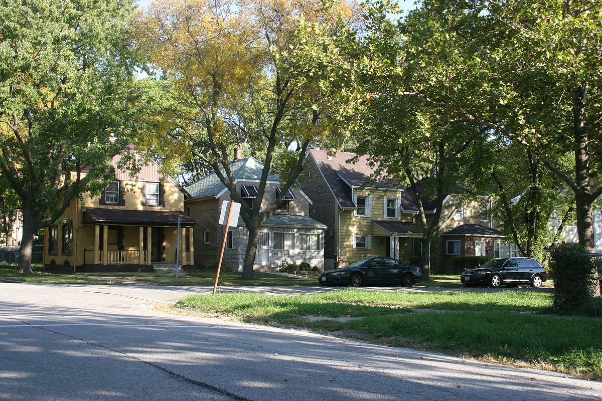 Garden Homes Historic District Chicago Illinois Wikipedia