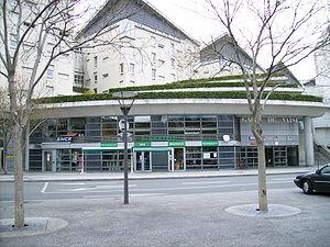 Gare de Lyon-Vaise - Gare de Vaise