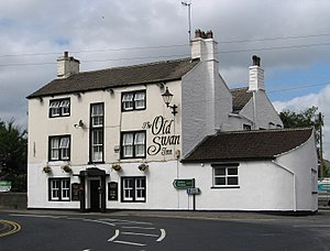 Gargrave - Image: Gargrave The Old Swan Inn