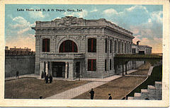 Union Station Gary Indiana Wikipedia