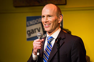 Gary Schiff American politician