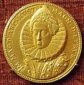 Gasparo mola, medaglia di maria maddalena d'austria moglie di cosimo II.JPG
