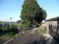 Gate, Upper Denby, Denby Grange, Whitley Upper - geograph.org.uk - 951312.jpg