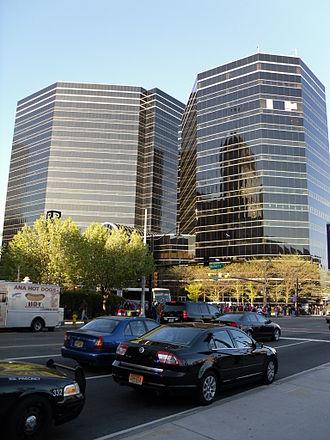 Gateway Center (Newark) - Image: Gateway III & IV Newark, New Jersey