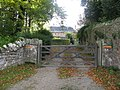 Gateway to Brockhampton private accommodation - geograph.org.uk - 1019142.jpg