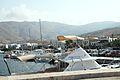 Gavrio, yachts, fishermen, 090708.jpg