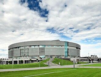 Ergo Arena - Image: Gdansk Sopot Ergo Arena 20100619