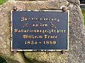 Gedenkplatte am Wilhelm Trute Denkmal.jpg