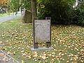 Gedenkstein Caroline von Humboldt in Thalebra.JPG