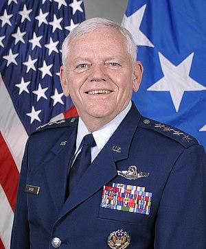 Arthur Lichte - Major General Arthur J. Lichte