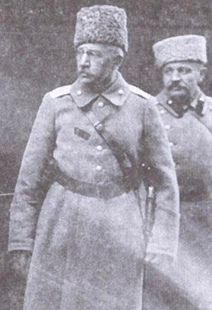 Pyotr Krasnov - Image: General Krasnow (cropped)