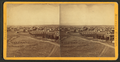 General view of East Denver and distant view of Rocky Mountains, by Chamberlain, W. G. (William Gunnison).png