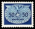Generalgouvernement 1940 D24 Dienstmarke.jpg