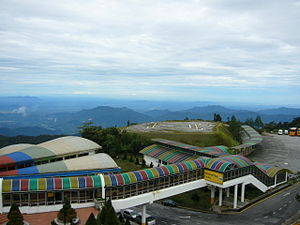 Genting Highlands, Fernblick