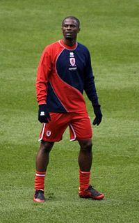 George Boateng Dutch footballer