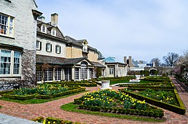 George Eastman House Garden (2) (8706519845).jpg
