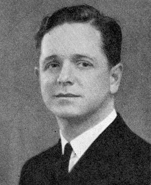 George Fleming Davis - Commander George F. Davis