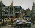 George Hendrik Breitner - Gezicht op de Dam te Amsterdam.jpg