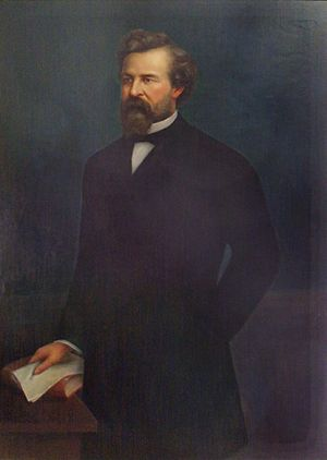 George Wythe McCook - Image: George Wythe Mc Cook painting