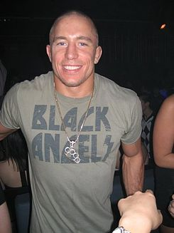 George St Pierre Home