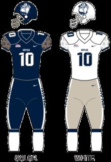 2017 Georgetown Hoyas football team American college football season