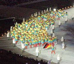 Olympische Winterspiele 2014teilnehmer Deutschland Wikipedia
