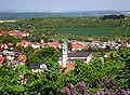 Gernrode - Blick von der Burg auf Stiftskirche.jpg