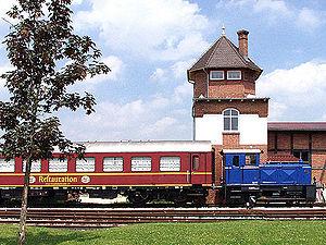 Gerstetten - Railway station