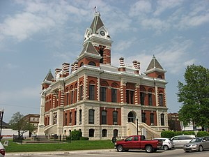 National Register of Historic Places listings in Gibson County, Indiana