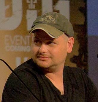 Gideon Raff - Gideon Raff at the 2014 San Diego Comic-Con