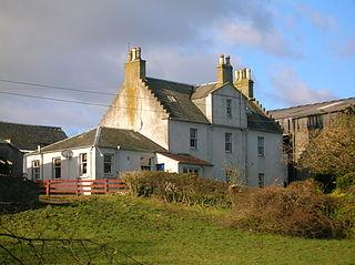 Giffordland Barony in North Ayrshire, United Kingdom