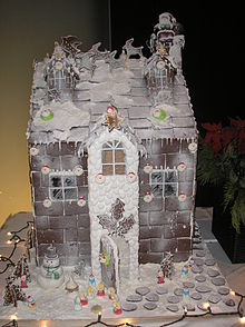 List Of Christmas Dishes Wikipedia