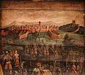 Giorgio vasari e aiuti, presa di casole d'elsa, 1563-65, 02.jpg